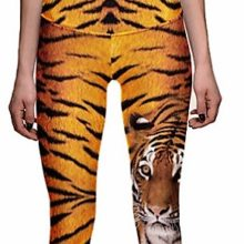 Tiger Sports Leggings