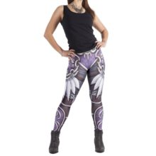WOW Printed Leggings