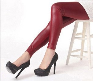 Shoes to Wear With Leather Leggings