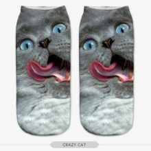 3D Print Lovely Cat Socks