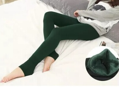Winter Warm Fleece Leggings
