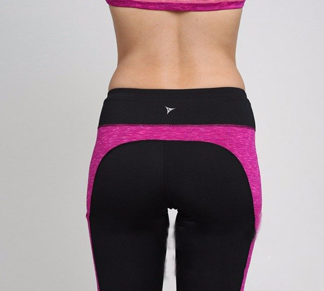 Workout Woman Fitness Leggings With Side Pocket