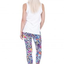 Wild Zebra Printed Leggins for Women