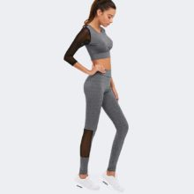 Women Fitness Yoga Sets