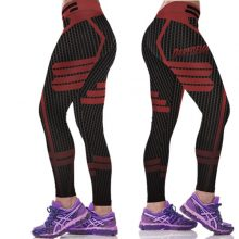 Fashion Active NFL Print Women's Sports Leggings