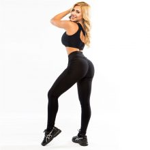 Sexy Polyester Women Push Up Leggings