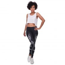 High Elasticity Egyptian Cat Leggings