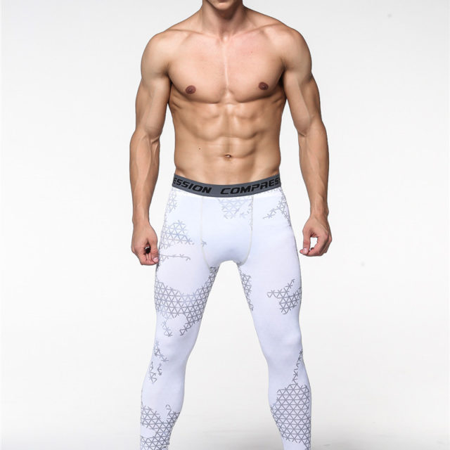 Camouflage Men Fitness Joggers