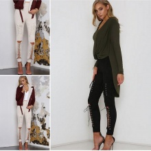 Sexy Slim Ladies Pencil Pants